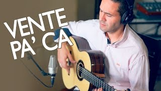 RICKY MARTIN-VENTE PA'CA(Jerónimo de Carmen - Instrumental cover)