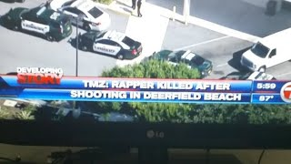 XXXTen gun down in South Florida,  R.I.P. XXX