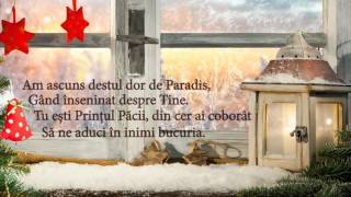 Loredana Musteata – Luminos Colind (Official Lyrics Video)