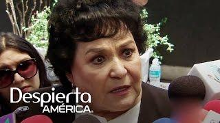 Carmen Salinas ya no quiere opinar de nada ni de nadie