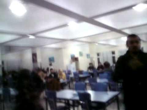 ktü eğitim fakültesi öğrenci kolektifi yemekhane protestosu