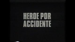 Héroe por accidente (Trailer en castellano)