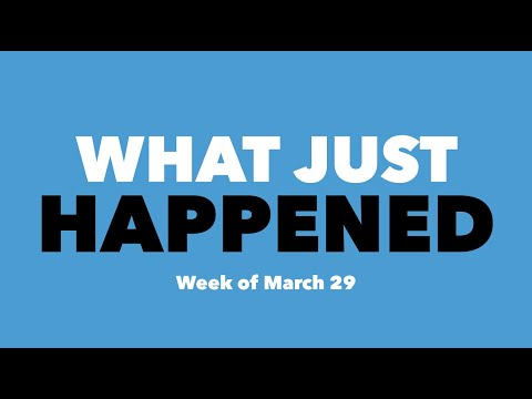 Editor-in-Chief Anna Pogarcic fills you in on all the news you missed. Video by Will Melfi.