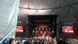 Pearl Jam Argentina 2015 the Who cover Baba o'Riley