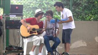 Kings of Convenience - Misread (Acoustic Cover)