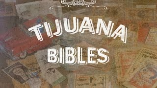 Tijuana Bibles from the Prohibition Era