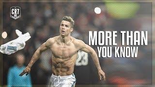 Cristiano Ronaldo - More Than You Know 2018 | Skills & Goals | 1080p HD