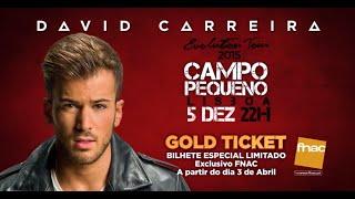 David Carreira - Campo Pequeno Blind Date