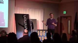 Blowing up the gradebook - using video games for learning: Chris Haskell at TEDxAmmon