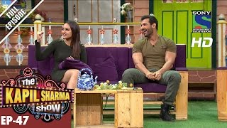 The Kapil Sharma Show - दी कपिल शर्मा शो-Ep-47-Sonakshi and John in Kapil's Show –1st Oct 2016 width=