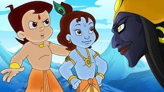 Chhota Bheem Aur Krishna Vs Mayandri | #BheemVsBaddies Series