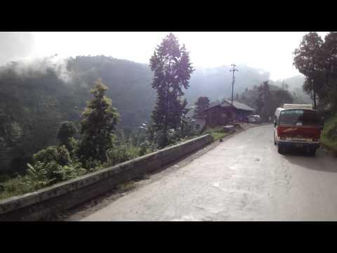 Kathmandu to Pokhala Nepal 2 004
