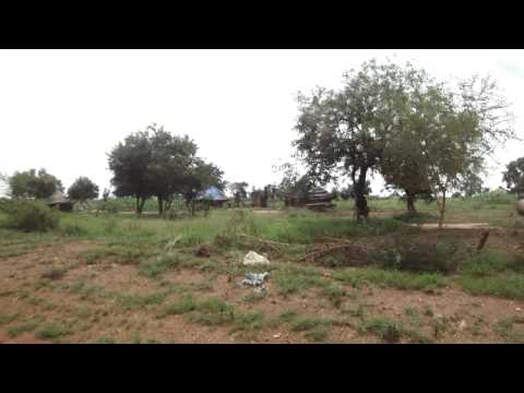 Road from Juba to Yei in South Sudan Africa 23