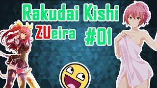 ♦ Rakudai Kishi No Cavalry - Zueira #01 ♦ #AnimaZU [BR]