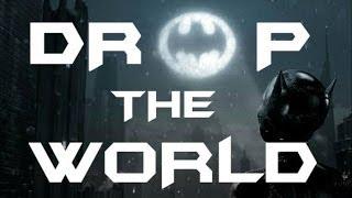 Lil Wayne / Batman - Drop The World Music Video Mash Up