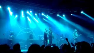 "Bluvertigo Live @Fabrique: ""Never let me down again"" Cover Depeche Mode"