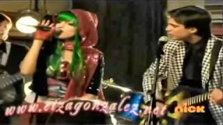 Roxy Pop y Luca - Canciones De Amor (Actuación Sueña Conmigo)