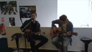 Leon of Athens - Apartment (live acoustic at ACR Network)