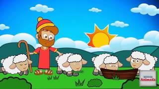 Historinha O Pastor e as 100 Ovelhas - Biblinha Animada