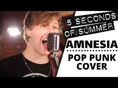 5 Seconds of Summer - Amnesia (Cover - After Our Juliet) Chords ...