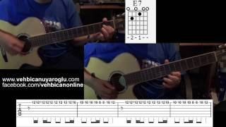 Ankaranın Bağları - Gitar Dersi - Solo & Akor