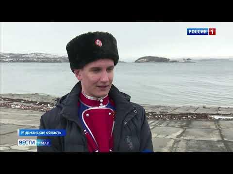 Воспитанники клуба спортивной фланкировки из Приуральского района в Мурманске