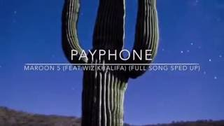 Payphone (Sped up Full song)