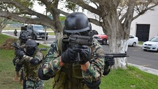 Entrenamiento Fuerzas Especiales de la Marina Armada de México | 2016.