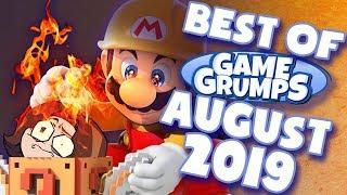 Best of August 2019 - Game Grumps