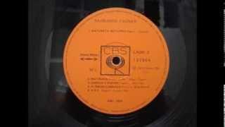 Fagner - Sangue e Pudins (LP/1976)
