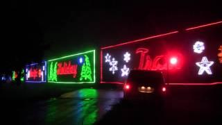CP Christmas Train 2015 [HD]