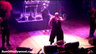"Goodie Mob Performs ""Cell Therapy"" at House of Blues For ""Age Against The Machine"""