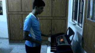 Wavin' Flag Live Keyboard