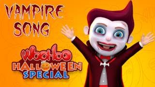 Halloween Night Special 2016 | Vampire Song Full | Trick or Treat Song| WooHoo Rhymes | 3D | PART 1