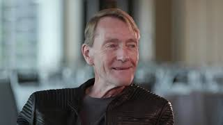 Lee Child on his long relationship with Reader's Digest