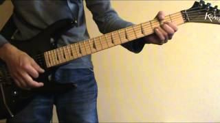 Firehouse Don't Treat Me Bad Guitar Cover