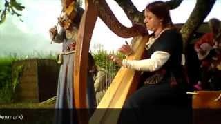 """la folia"" Lies and Nynke / Datura medieval music"