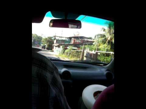 taxi through Bluefields
