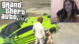 GTA 5 Online Funny Moments - Blowjob, Best Friends & Fails w/ Lui Calibre!