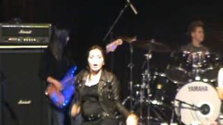 Aegis Live in Toronto Nov 7, 2009 (Sweet Child od Mine)