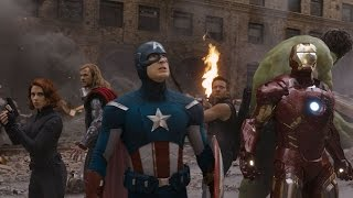 Marvel's Avengers (2012) : Earth's Mightiest Heroes - Special Tribute ft. Live to Rise.