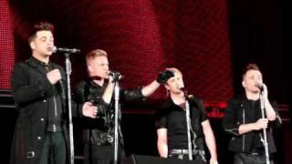 Westlife - Swear It Again (Live @ Croke Park 2010)