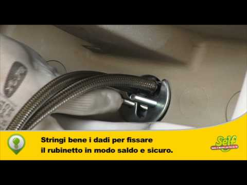 Sostituire I Rubinetti Del Bagno : Come montare un rubinetto a muro fai da te mania