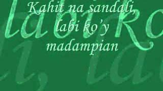 Kyla - Kung Maaari Lang(with lyrics)
