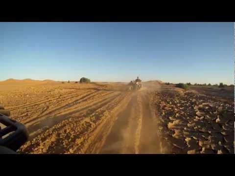 Seitenblicke – eine Marokkoreise *** Motorcycle morocco ride *** Sidecar *** Gespann