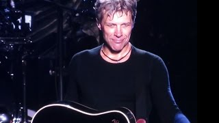 Bon Jovi - Wanted Dead Or Alive (I'm a Cowboy) - Live in Israel, Tel Aviv