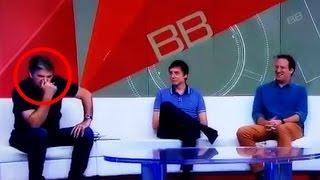 Presentador de Tv es Trolleado con GEMIDOS en vivo
