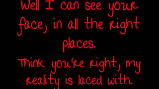 Zach Heckendorf - All The Right Places (On Screen Lyrics)
