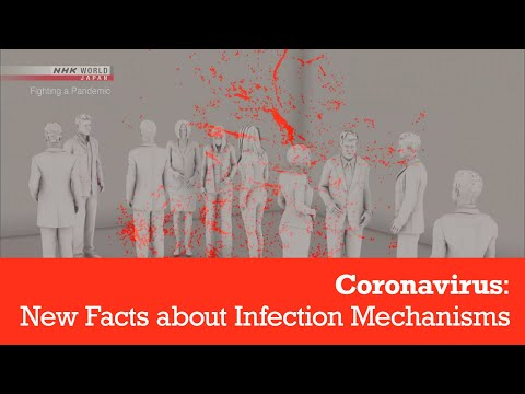 Coronavirus: New Facts about Infection Mechanisms - NHK Documentary - YouTube