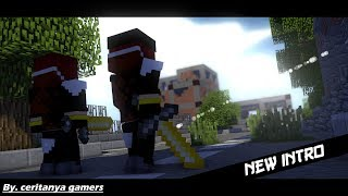 New intro ceritanya gamers - Animasi minecraft [Mine Imator]